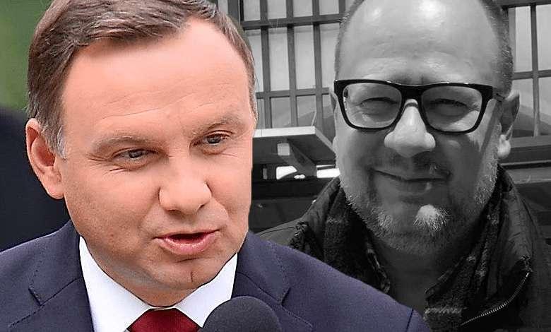 Andrzej Duda, Paweł Adamowicz