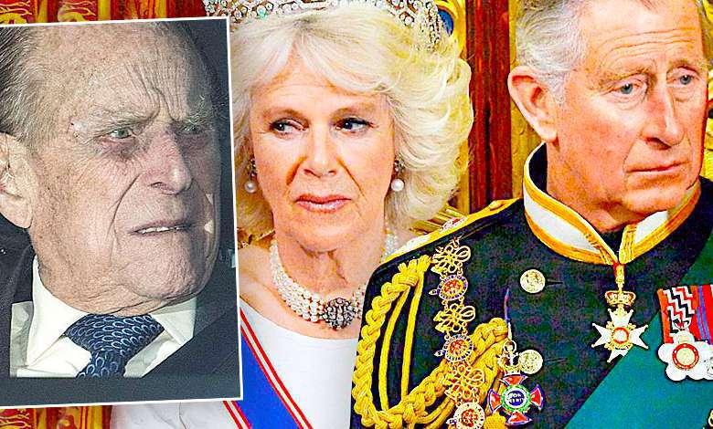 Zadziwiające odkrycie tabloidu! Książę Filip o mało nie stracił życia przez rozwód Karola i Camilli!