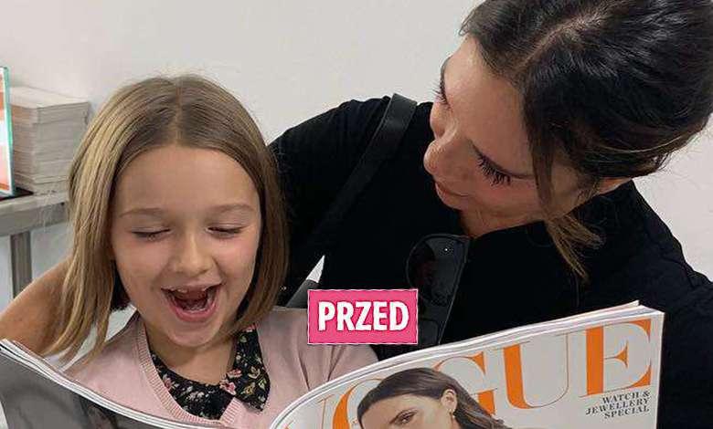 Victoria Beckham pokazała nową fryzurę córki