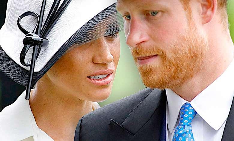 Meghan Markle i książę Harry rozwód