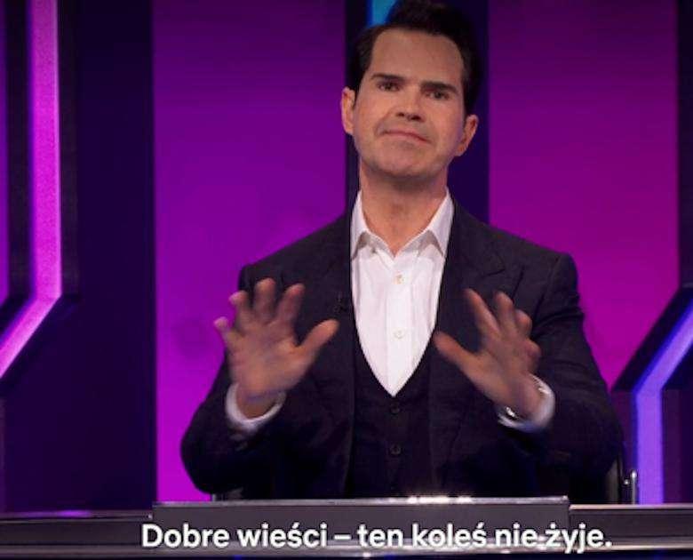 Amerykański komik ogłosił, że Janusz Korwin-Mikke nie żyje