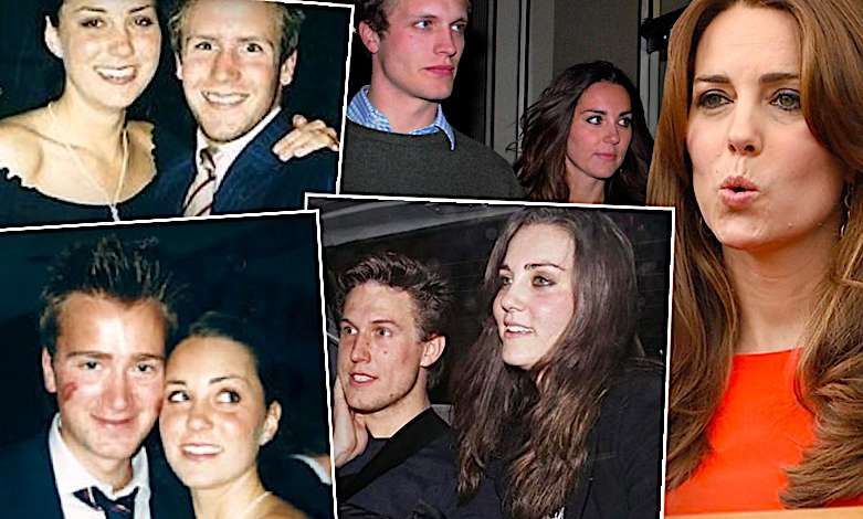 Księżna Kate byli partnerzy, z kim się spotykała?