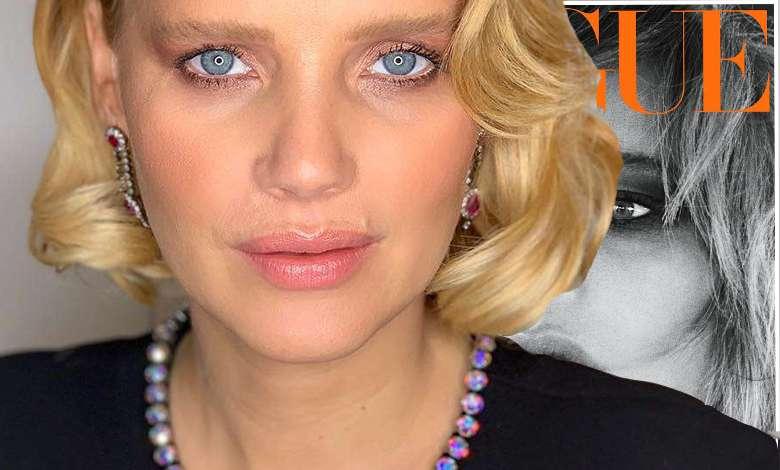 """Joanna Kulig na okładce polskiego """"Vogue""""! Jest piękniejsza niż kiedykolwiek!"""