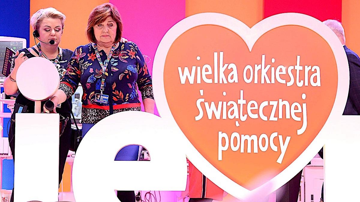 Lidia Niedźwiedzka-Owsiak - żona Jerzego Owsiaka