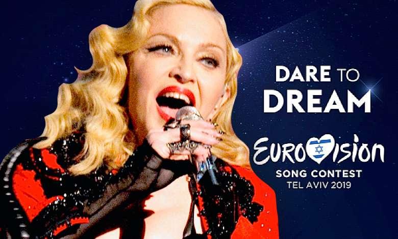 Madonna Eurowizja 2019