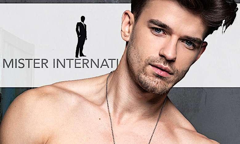 Mister International 2019 Tomasz Zarzycki kto to?