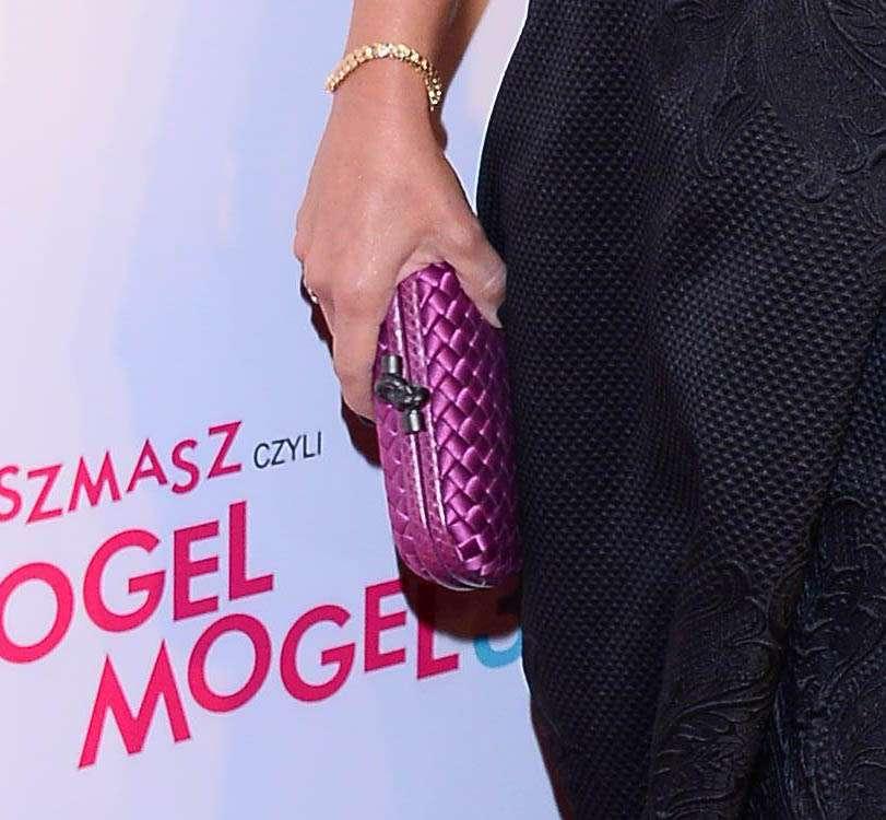 Stylizacja Anny Muchy na premierze filmu Kogel Mogel 3