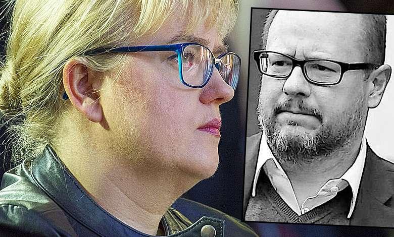 Wpis żony Pawła Adamowicza odbiera mowę. Pokazała ostatnie rodzinne zdjęcie
