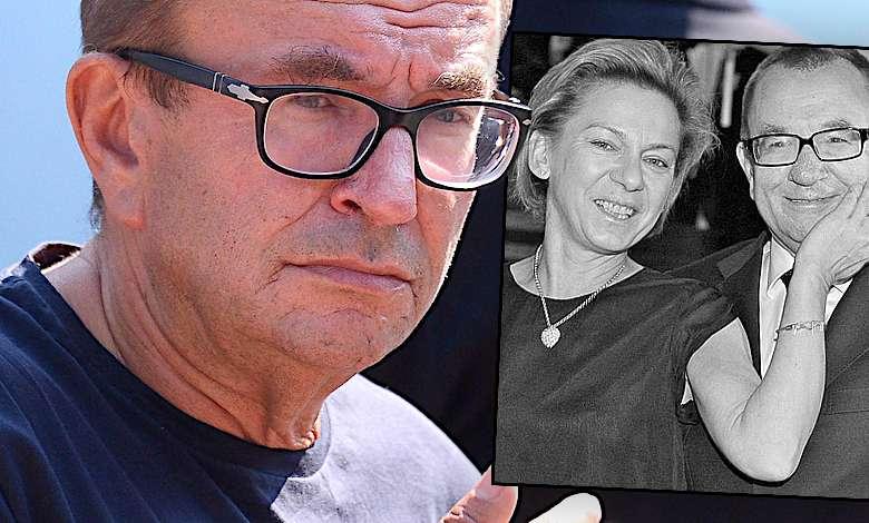 Rafał Bryndal śmierć żony
