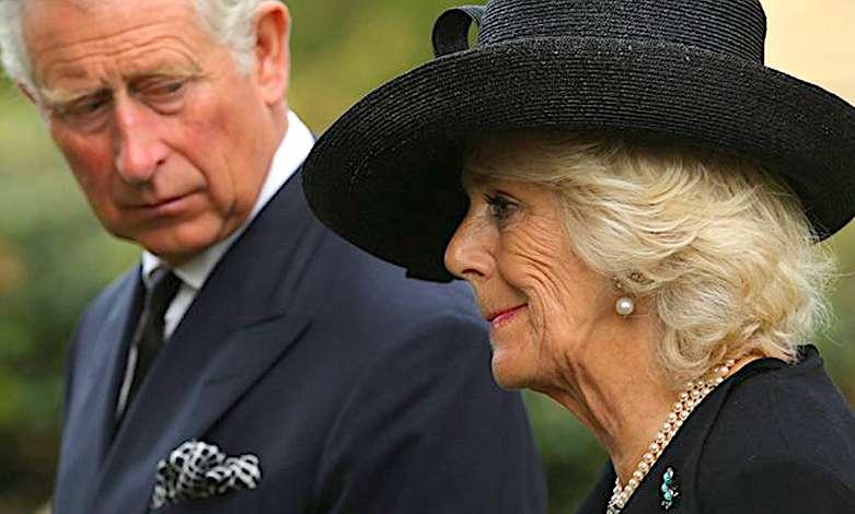 Książę Karol i księżna Camilla rozwód