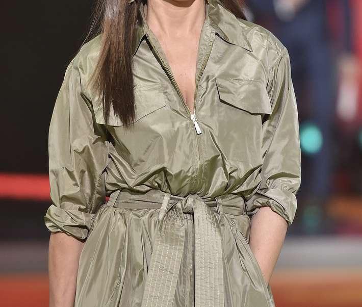 Kinga Rusin zdetronizowała największe ikony stylu w TVN-ie! Na ramówce wyglądała jak modelka z paryskiego wybiegu! zdjecie 1