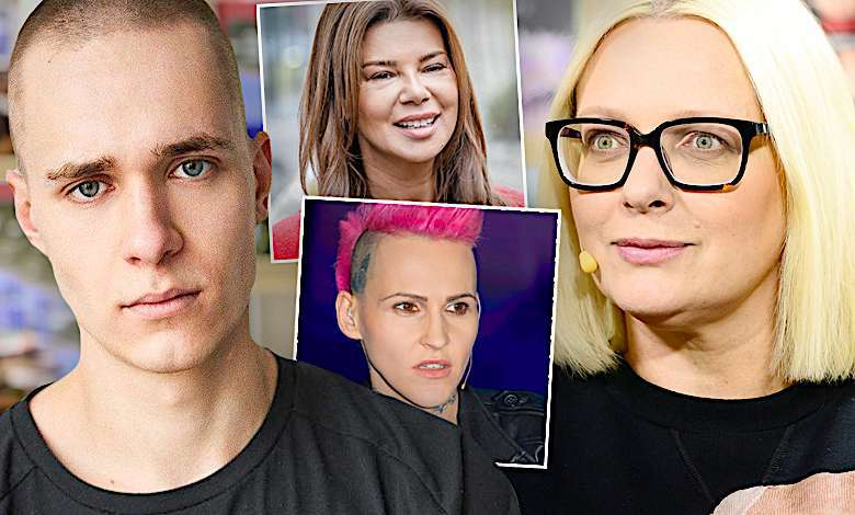 Katarzyna Nosowska pokazała SMS-y od syna! Ostro dyskutowali o koncercie charytatywnym bez Edyty Górniak i Agnieszki Chylińskiej!