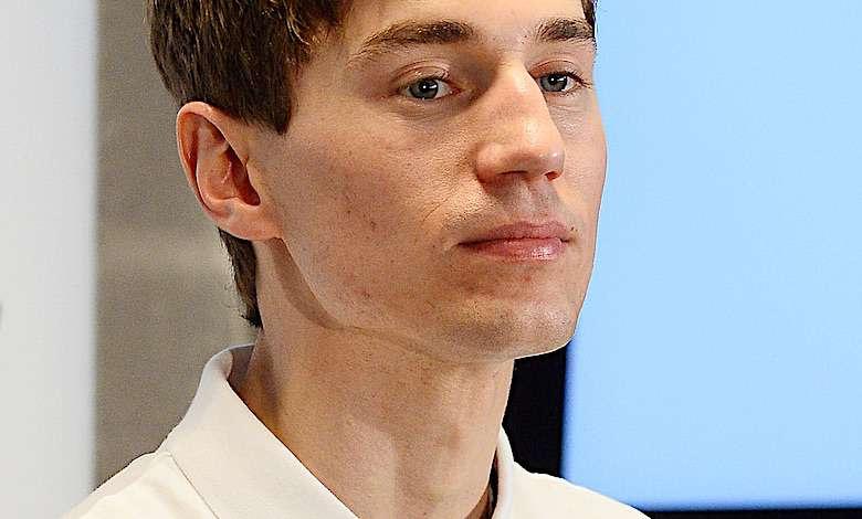 Kamil Stoch wpadka Polsatu