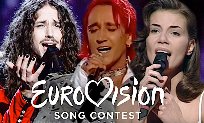 Eurowizja Polska najlepsze piosenki: Szpak, Górniak, Ich Troje