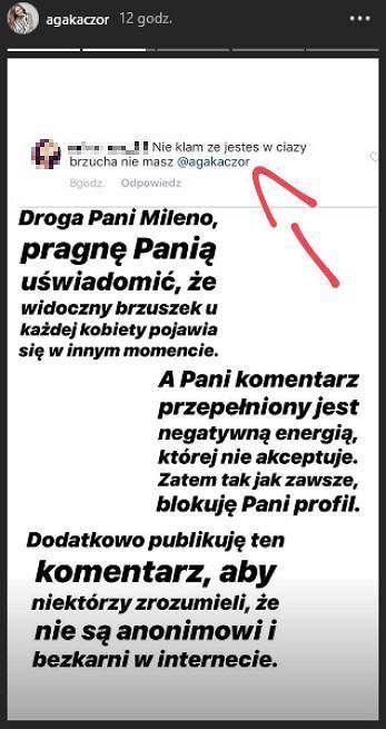 Agnieszka Kaczorowska oskarżona o udawanie ciąży
