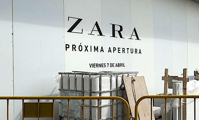Zara zmieniła logo na gorsze