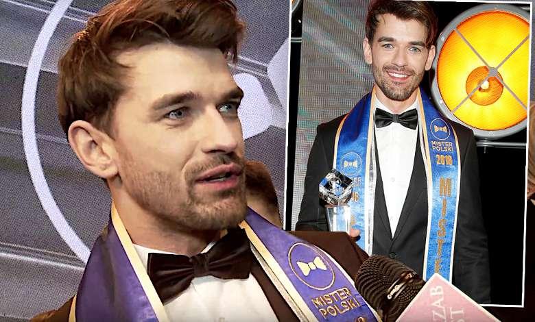 Tomasz Zarzycki Mister Polski 2018 wywiad