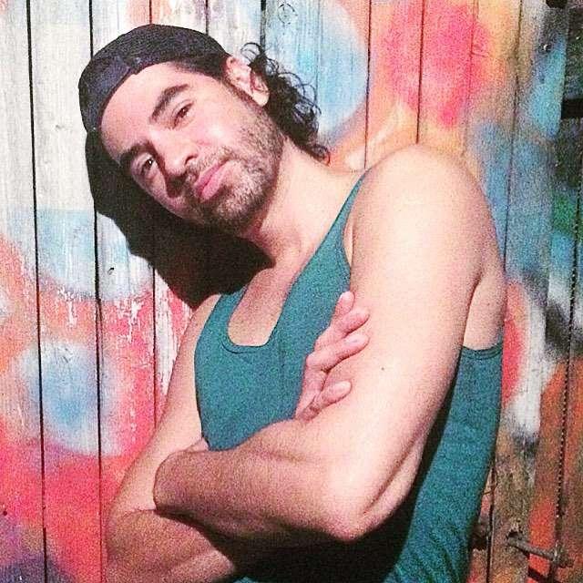 Parker Torres - przyjaciel Alicji Bachledy-Curuś