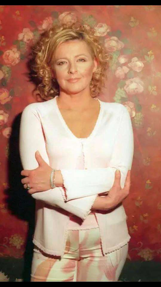 Magda Gessler - zdjęcie z 1999 r.
