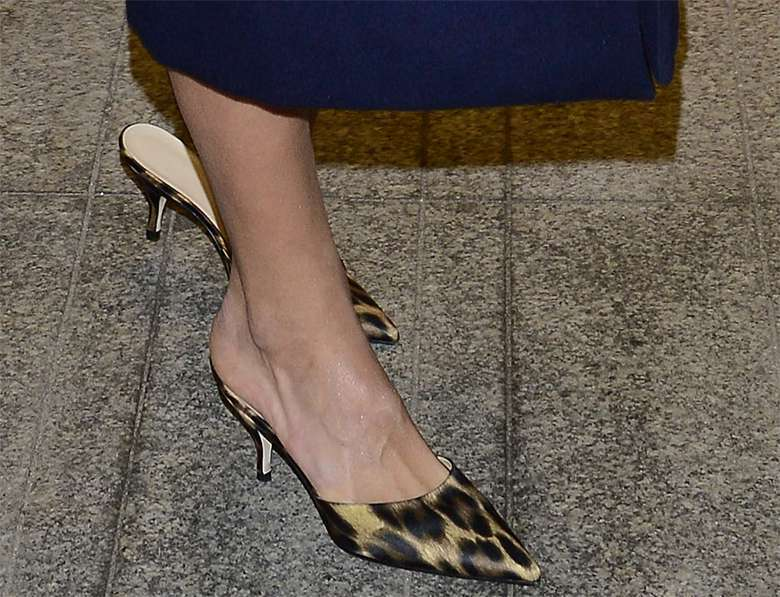 Anna Lewandowska buty