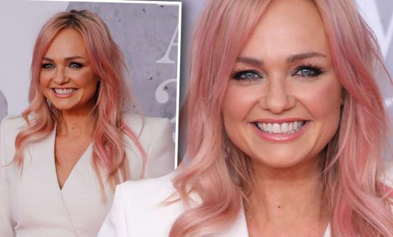Emma Bunton - Brit Awards 2019