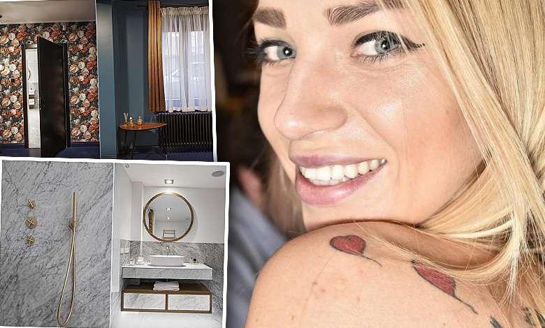 Tak mieszka Martyna Gliwińska! Jej luksusowe mieszkanie bierze udział w prestiżowym konkursie!