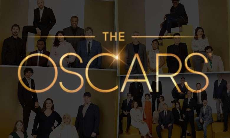Oscary 2019: Wspólna sesja nominowanych! Najwięksi rywale na jednym zdjęciu! To trzeba zobaczyć