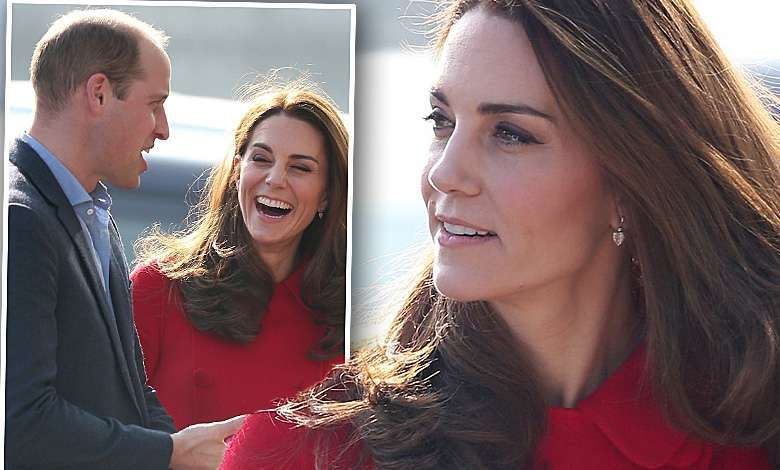 Księżna Kate i książę William w Irlandii