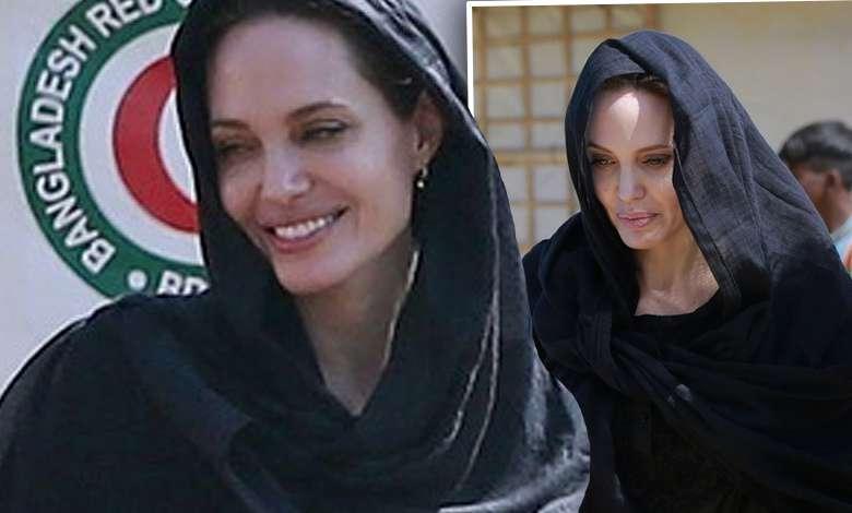 Angelina Jolie Bangladesz