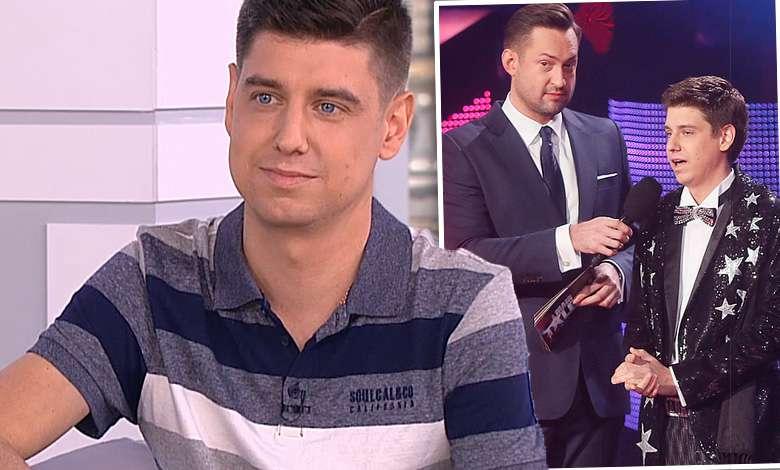 """Tomasz Kabis z """"Mam Talent"""" ma raka"""