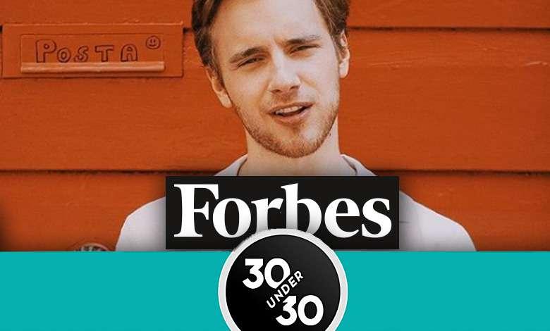 Maciej Musiał w rankingu Forbes