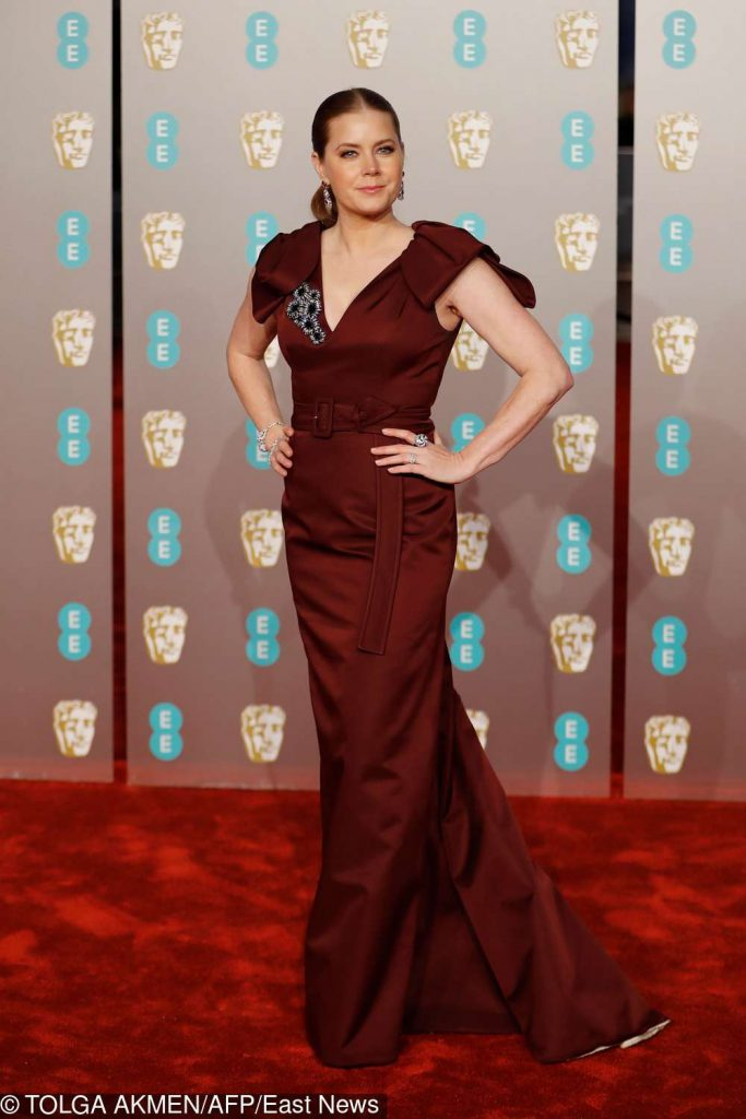Amy Adams – BAFTA 2019