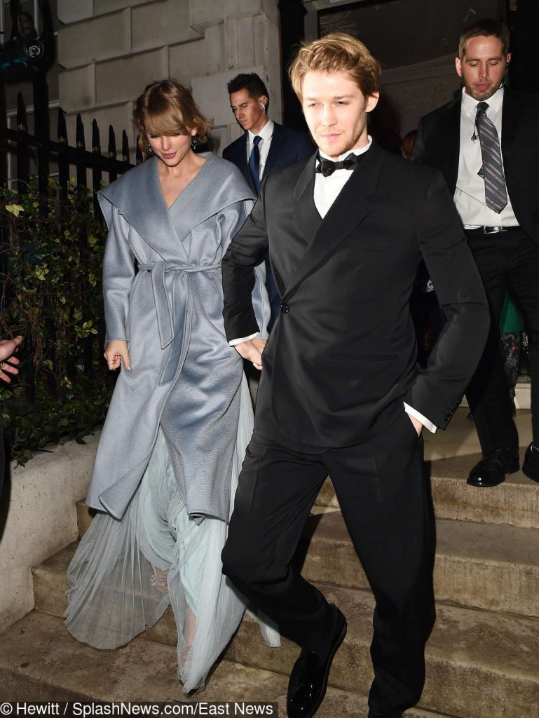 Taylor Swift i Joe Alwyn - BAFTA 2019