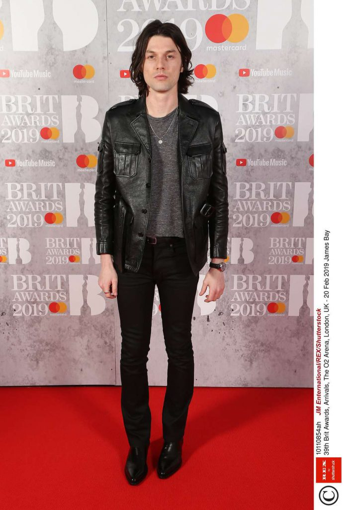 James Bay - Brit Awards 2019