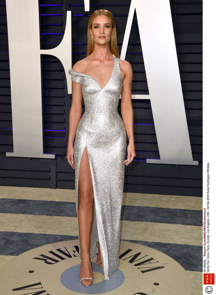 Rosie Huntington-Whiteley - after party Vanity Fair, Oscary 2019