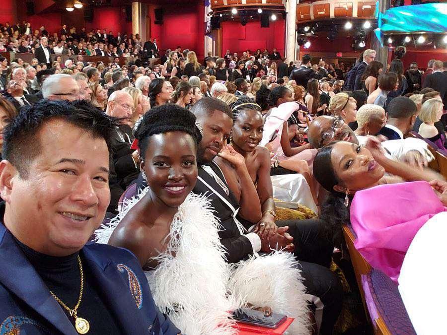 Lupita Nyongo - Oscary 2019