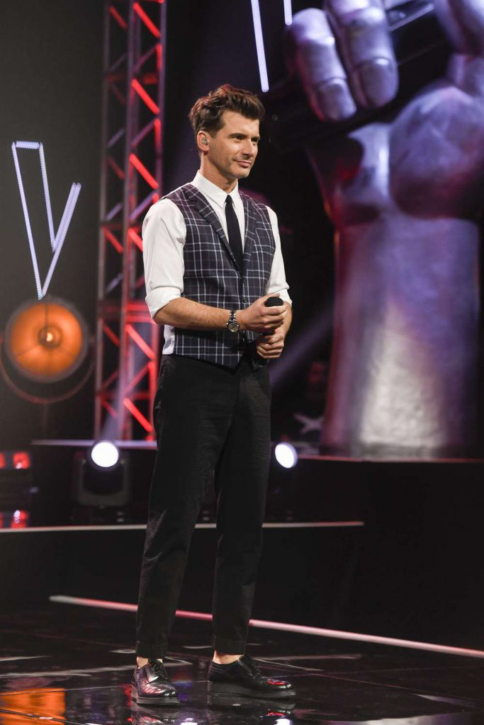 Tomasz Kammel – The Voice Kids 2, finał