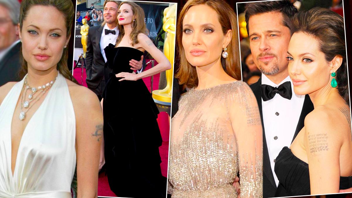 Angelina Jolie na Oscarach
