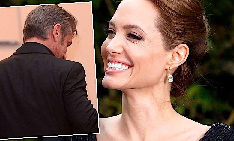 Angelina Jolie, Sean Penn, romans