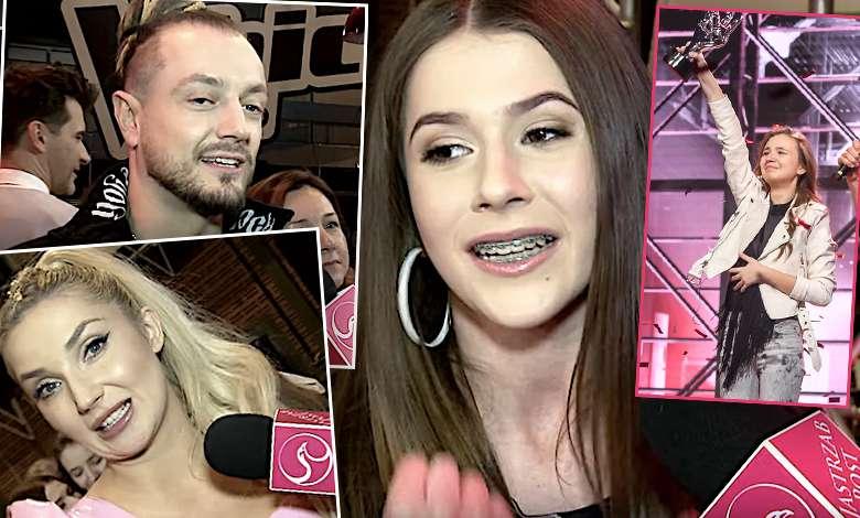 Ania Dąbrowska, The Voice Kids, opinie