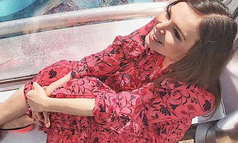 Anna Wendzikowska prezent na Walentynki