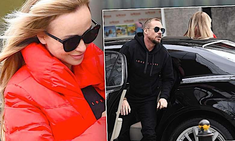 Joanna Przetakiewicz i Rinke Rooyens samochód