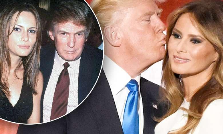 Donald Trump i Melania. Jak i gdzie się poznali?