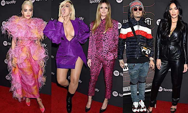 Grammy 2019 kreacje gwiazd na Pre Party