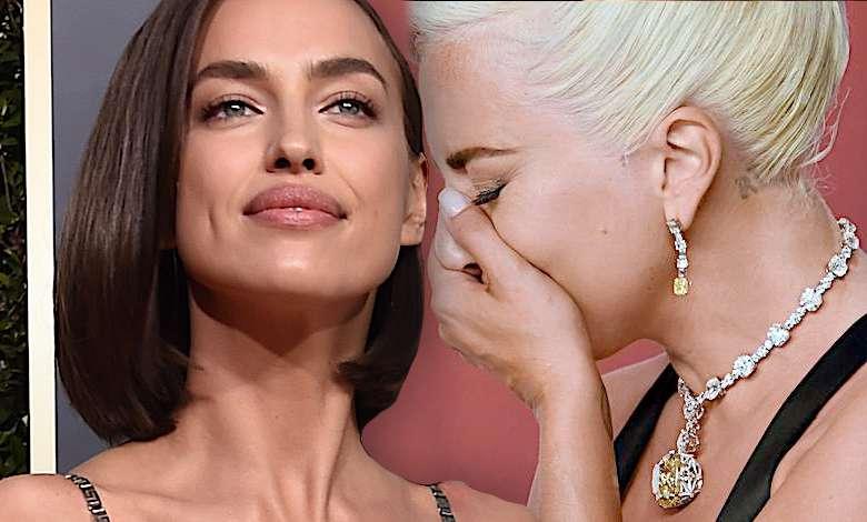 Irina Shayk, Lady Gaga konflikt