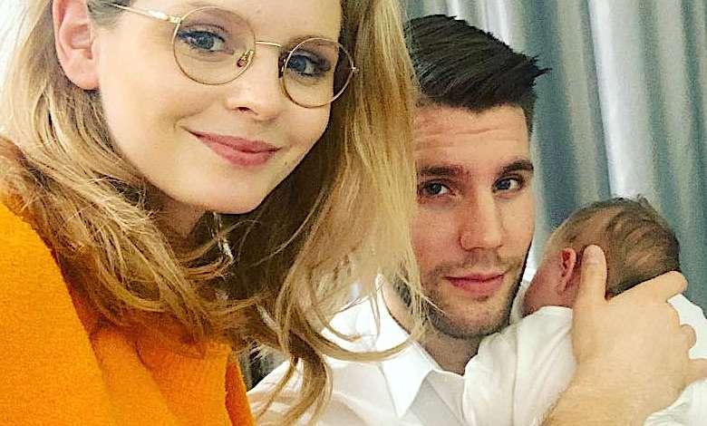 Kiedy Olga Kalicka zaręczyła się z partnerem?