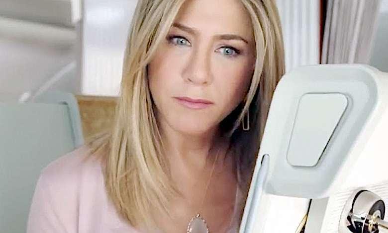 Horror w samolocie z Jennifer Aniston na pokładzie! Było o krok od tragedii