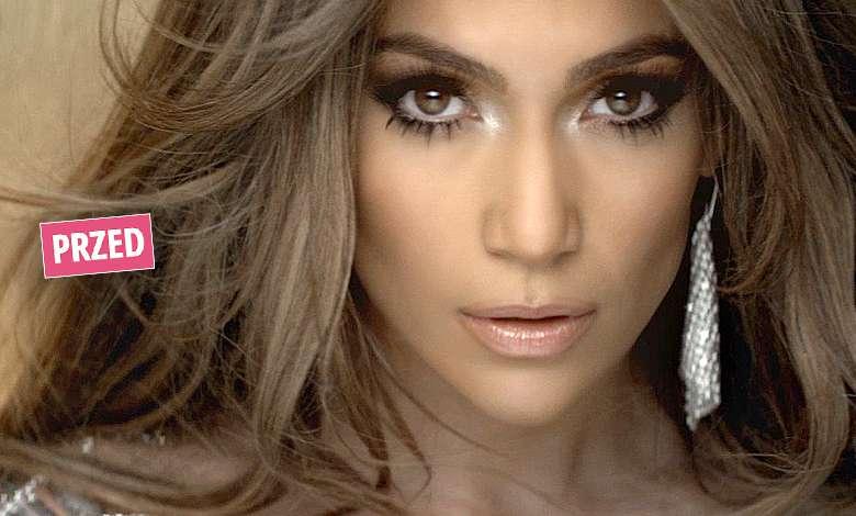 Jennifer Lopez nowa fryzura