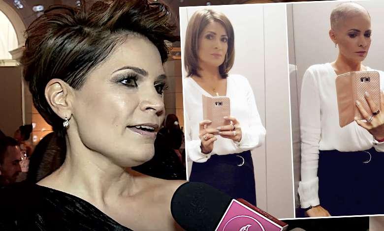 Joanna Górska o walce z rakiem
