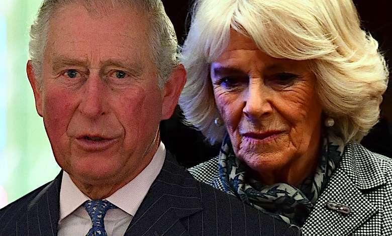Książę Karol i księżna Camilla w sądzie
